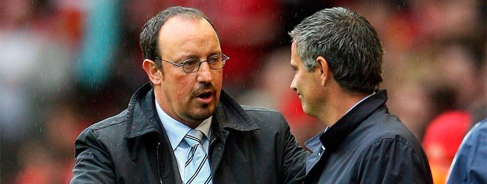 Un libro sobre Mourinho desvela que el Madrid le prefería antes que a Benítez