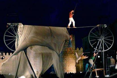 La IV edición del Festival Internacional de Circo de Castilla y León se despide con los aforos al completo