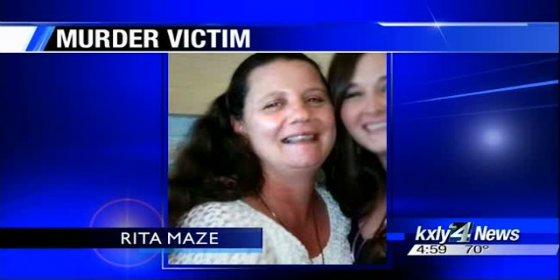 La secuestrada llama a su marido desde un maletero antes de ser asesinada