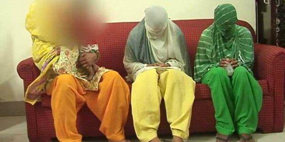 Las dos musulmanas que han sido violadas en su casa por comer carne de vaca