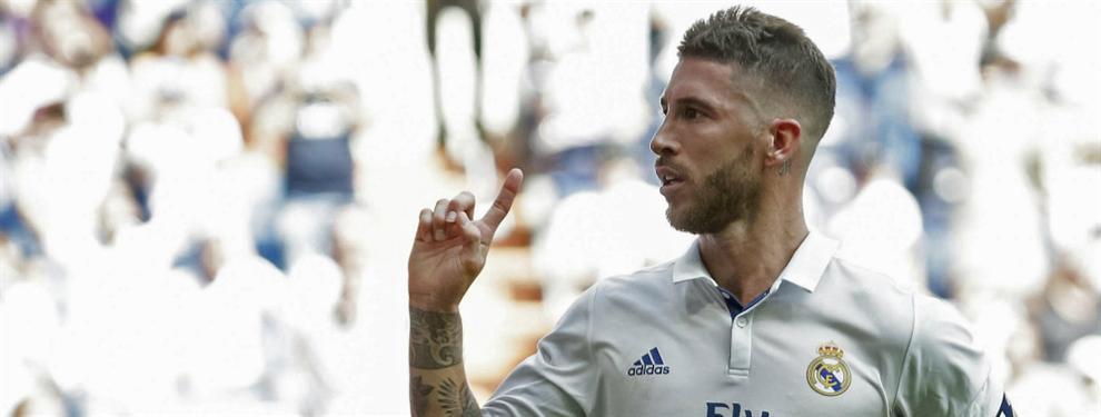 Zidane hace 'saltar' a Sergio Ramos por sorpresa ante el Eibar