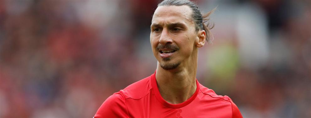 Zlatan Ibrahimovic filtra el equipo en que quiere retirarse