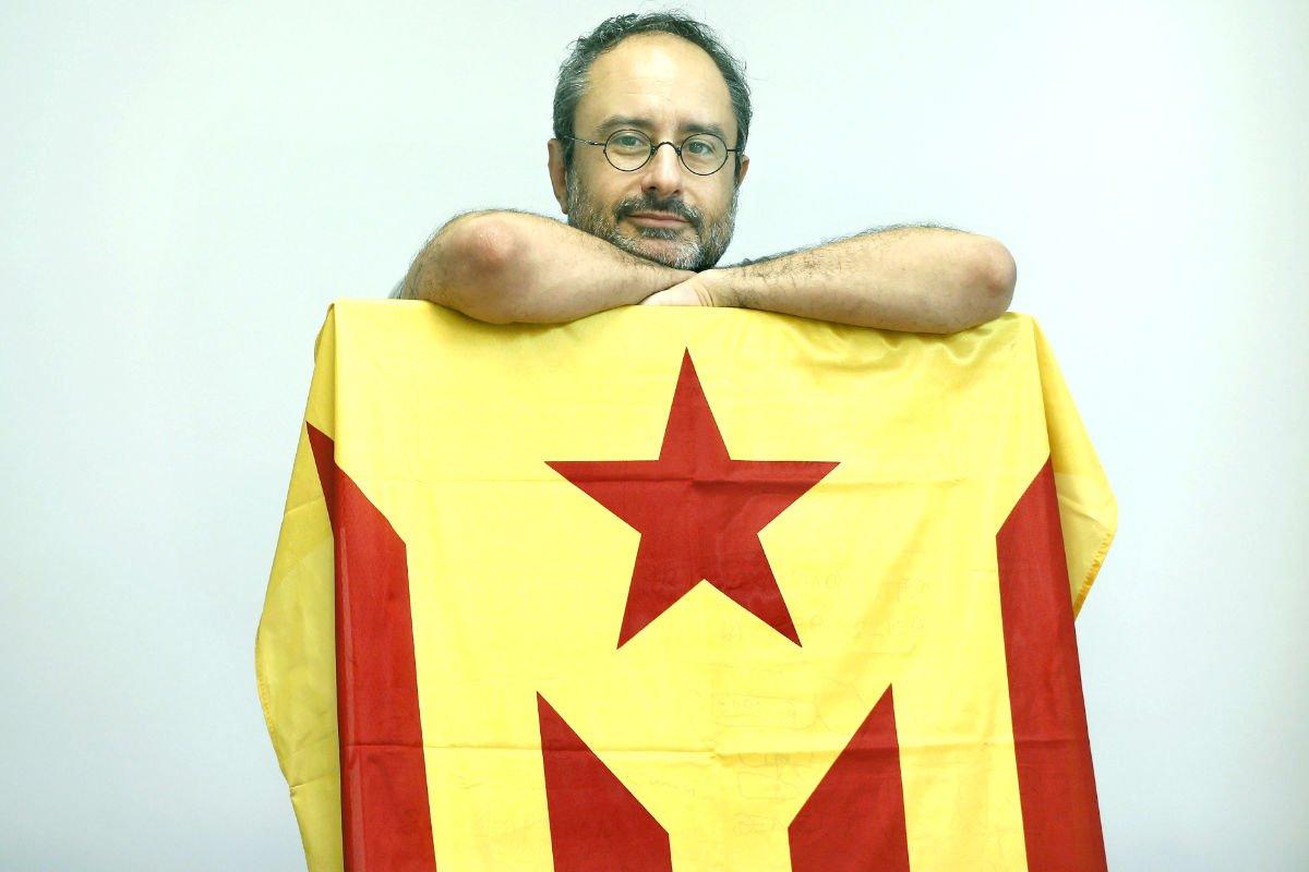 El 'no' a Mas se lleva por delante al líder de la CUP Antonio Baños