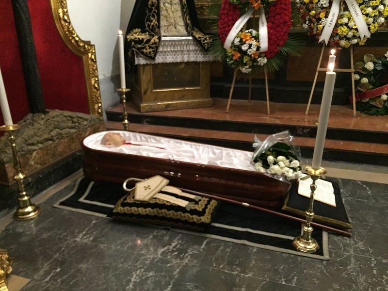 """Carlos Osoro sobre monseñor Iniesta: """"Una vida gastada en el servicio a Dios, a la Iglesia y al pueblo"""""""
