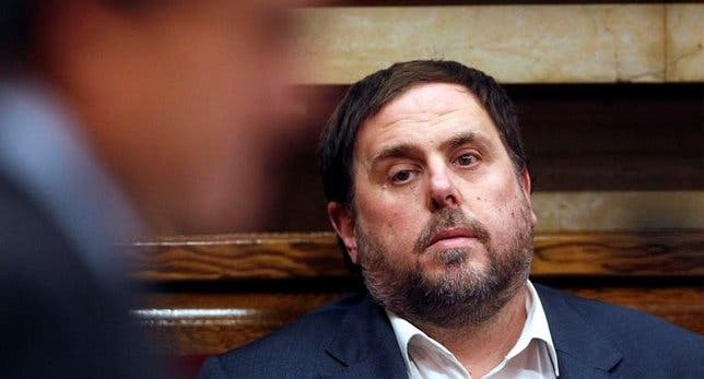 Los de la CUP anuncian que el republicano Oriol Junqueras tendría su apoyo como 'president' de Cataluña