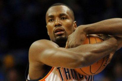 Ibaka sufre ante los Pistons, los Lakers pierden sin Calderón y Oklahoma gana sin Abrines