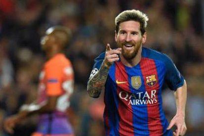 'Hat-trick' de Leo Messi con aviso a pretendientes