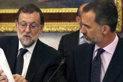 El Rey convoca a los partidos a la ronda de consultas que culminará con la investidura de Rajoy como presidente