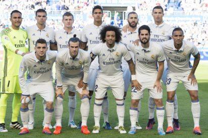 El Real Madrid es el único equipo de Europa invicto de las 5 grandes ligas