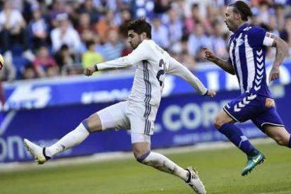 Morata remata más y marca más que Benzema en menos tiempo: Alavés 1 - Real Madrid 4