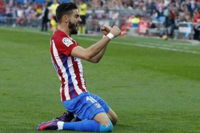 Carrasco es el puñal del Cholo: Atlético de Madrid 4 - Málaga 2