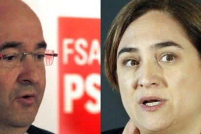 El PSC elimina la 'vía canadiense' a la independencia de Cataluña y aboga por pactar con Ada Colau