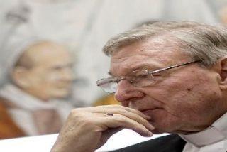 La Policía australiana interroga a George Pell en Roma tras haber sido acusado de abusos