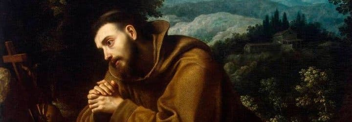 Violencia, estética y Francisco de Asís