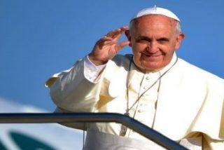El Papa Francisco ya vuela hacia Suecia para conmemorar la Reforma luterana