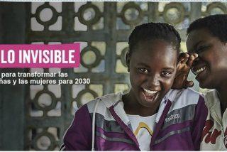 Millones de niñas invisibles, un reto para cambiar el mundo