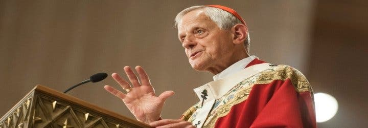 """Cardenal Wuerl, a los críticos de """"Amoris laetitia"""": """"¿Acaso creen que están por encima del Magisterio?"""""""