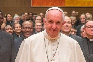 """El Papa, a la Compañía de Jesús: """"La Iglesia los necesita, cuenta con ustedes, sigue confiando en ustedes"""""""