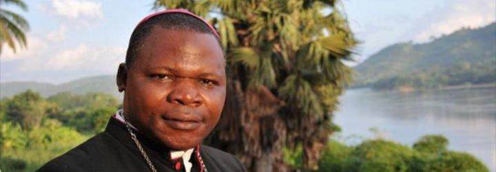Monseñor Dieudonné Nzapalainga, el hombre fuerte de Bangui
