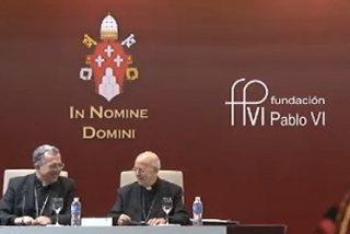 """Blázquez: """"Francisco, como Pablo VI, sueña con una Iglesia misionera capaz de cambiar todo"""""""