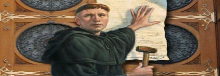 Las 95 tesis, aún vigentes para la Iglesia de hoy