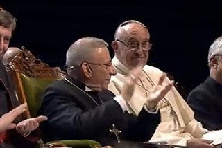 """Francisco, en Malmoe: """"A los cristianos se nos exige protagonizar la revolución de la ternura"""""""