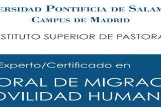 Arranca el Máster en Pastoral de las Migraciones en el ISP