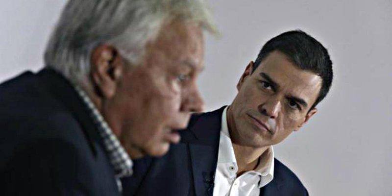 La 'trampa' de Sánchez: Un debate sobre Rajoy pero no sobre su gestión en el PSOE