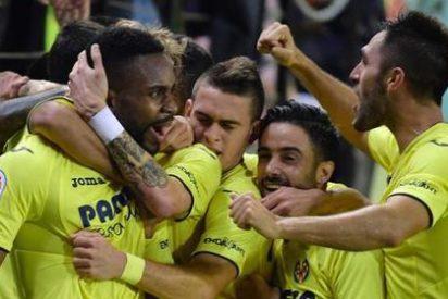Un Villarreal de 'Champions' acaba con Las Palmas y el Málaga somete al Leganés
