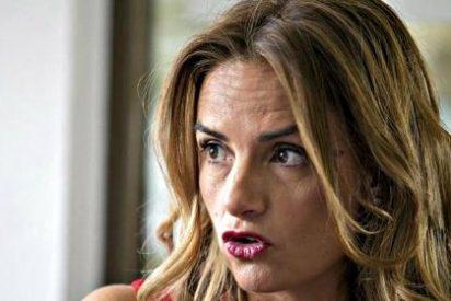Pelea a voces entre la 'sobrada' Susana Sumelzo y su compañero en el Senado Juan José Rubio