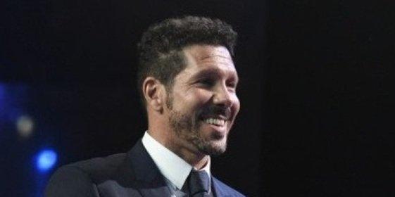 Griezmann, Messi, Suárez y Simeone, protagonistas de los Premios LaLiga