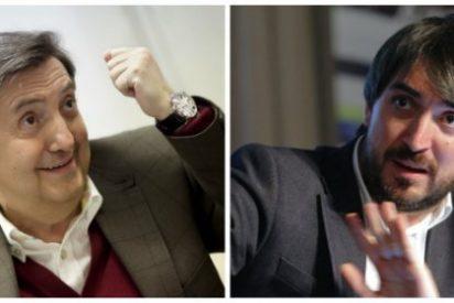 """Jiménez Losantos: """"Eres un inútil y un falso, Nacho Escolar, y no te demando para sacarte dinero porque me da pereza"""""""