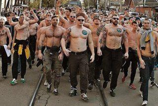'Club Partizan Ruso': el campo de entrenamiento militar para los neonazis del mundo