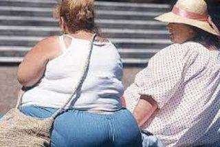 Las mujeres obesas dan a luz bebés genéticamente más viejos