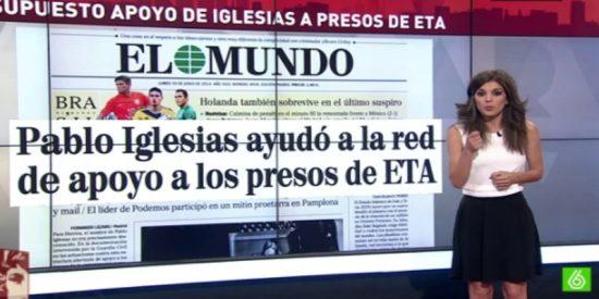 Pablo Iglesias confiesa en 30 segundos lo que desearía hacer con periodistas y terroristas... y te va a sorprender