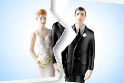 Un esposo se divorcia para escapar con su suegra y tener un bebé