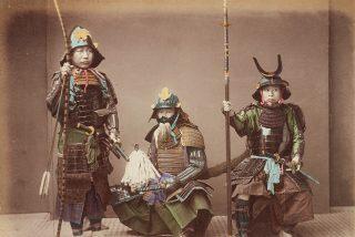 Japón: el sexo gay y los guerreros samurais