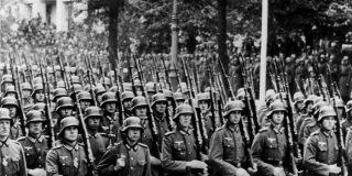 ¿Sabes qué hicieron con los millones de cascos alemanes tras la II Guerra Mundial?