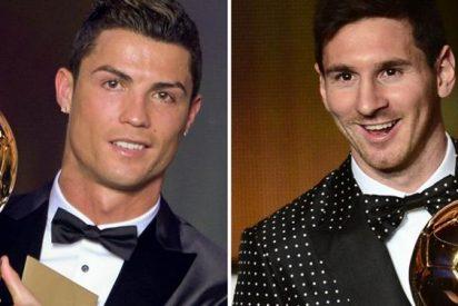 A Messi y Cristiano les sale un rival inesperado en el Balón de Oro