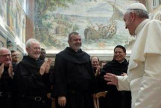"Francisco pide a los agustinos recoletos que sean ""creadores de comunión"" frente a un mundo excluyente"