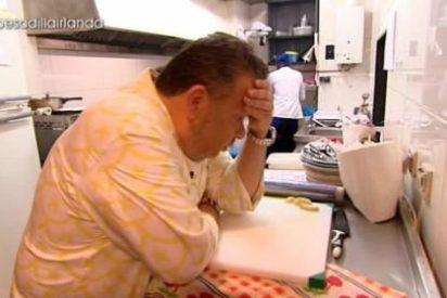 'Pesadilla en la cocina' le cierra la boca al dueño del restaurante que acusó a Chicote de engañar a la gente