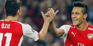 """""""Alexis Sánchez es la razón del gran estado de forma de Mesut Özil"""""""