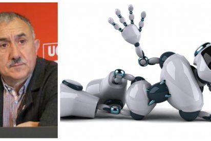 No es broma: UGT pide que los robots coticen a la Seguridad Social