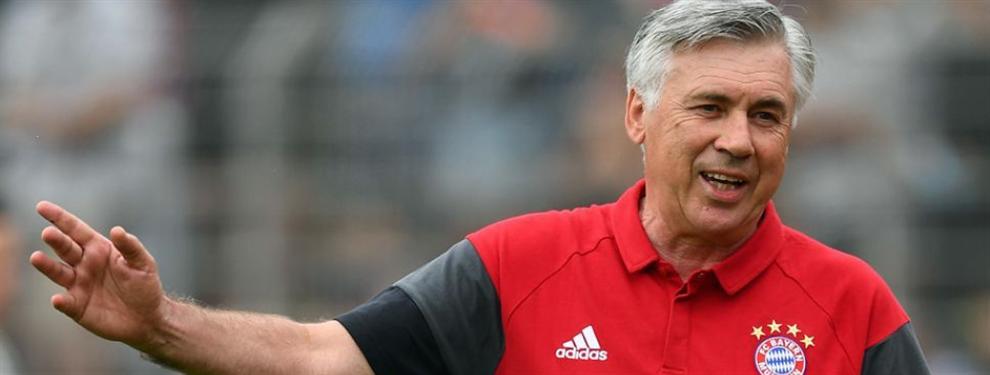Ancelotti desvela sus curiosos planes cuando deje el Bayern de Múnich