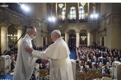 Roma felicita el Año Nuevo Judío