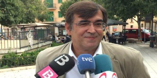 Antich tiene prisa: pide que el congreso del PSOE se convoque inmediatamente