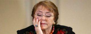 Bofetada de la oposición al bloque de Bachelet en las elecciones chilenas