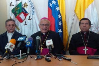 """Baltazar Porras: """"La Iglesia no es mediadora del diálogo, es facilitadora"""""""
