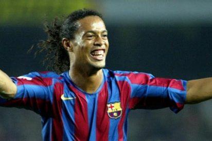 Bartomeu negocia hoy con Ronaldinho su regreso al Barça