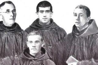 """Amato: """"Los benedictinos fueron fusilados en su patria a sangre fría"""""""